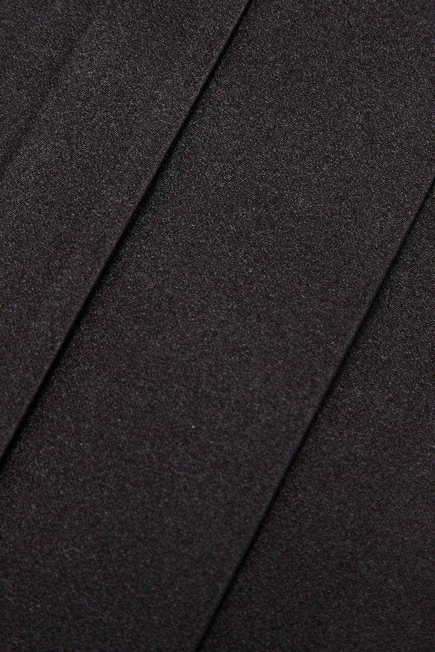 Canali Шелковый кушак для смокинга купить шелковый халат мужской спб