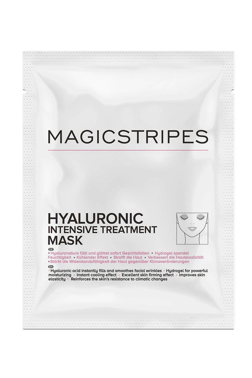 Маска с гиалуроновой кислотой Hyaluronic Intensive Treatment Mask, 3 шт.