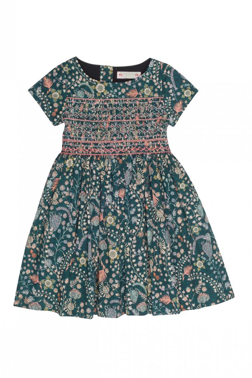 Платье из хлопка Duchesse