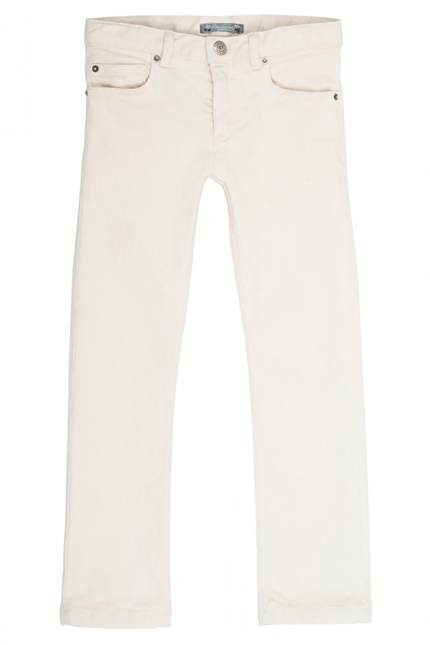 Bonpoint Белые джинсы Dylan