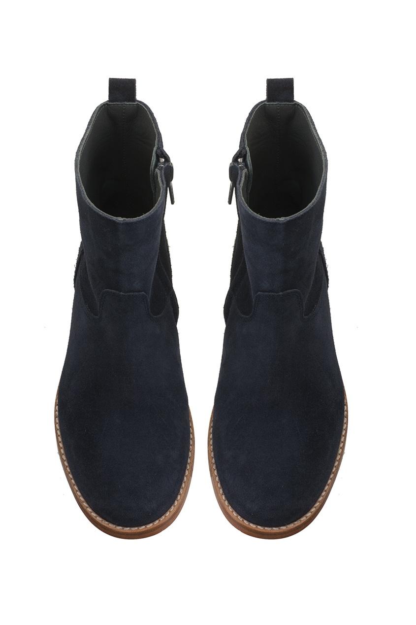 Bonpoint Замшевые ботинки Litchis цены онлайн