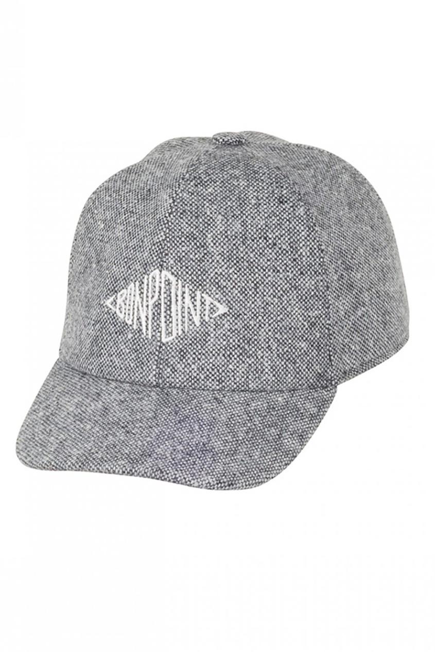 Фактурная кепка с вышивкой Cap
