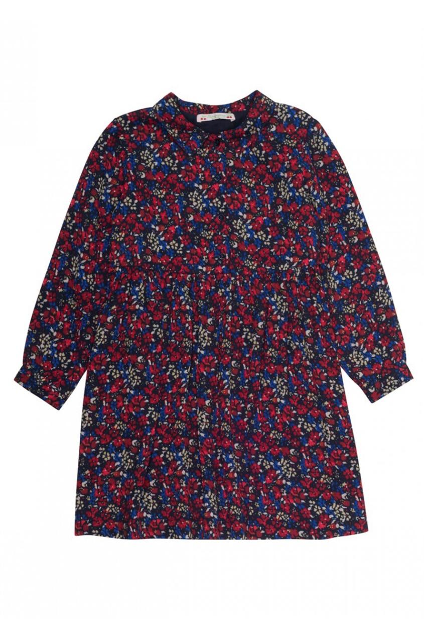 Платье с цветочным принтом Fantine