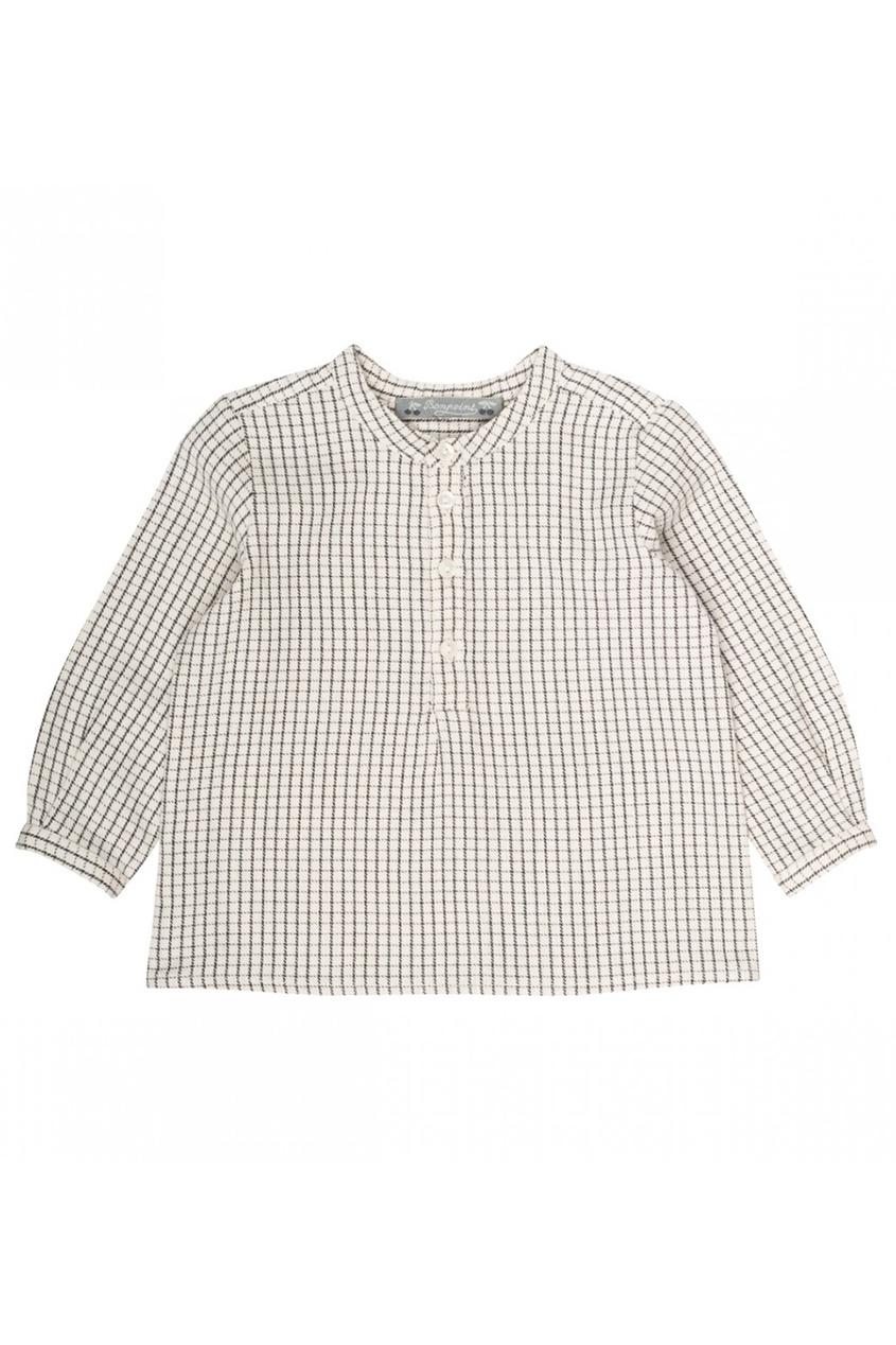 Bonpoint Рубашка в клетку рубашка в клетку dc atura 3 atura black