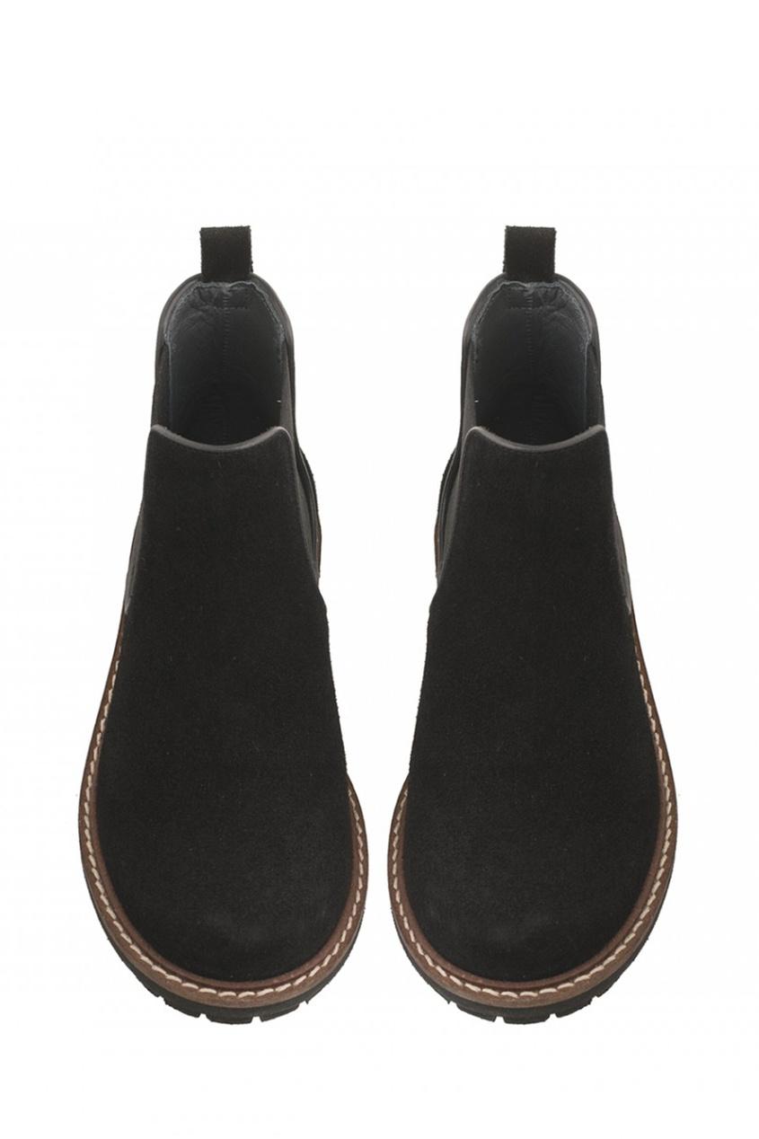 Bonpoint Черные ботинки Matis bonpoint купальник summer