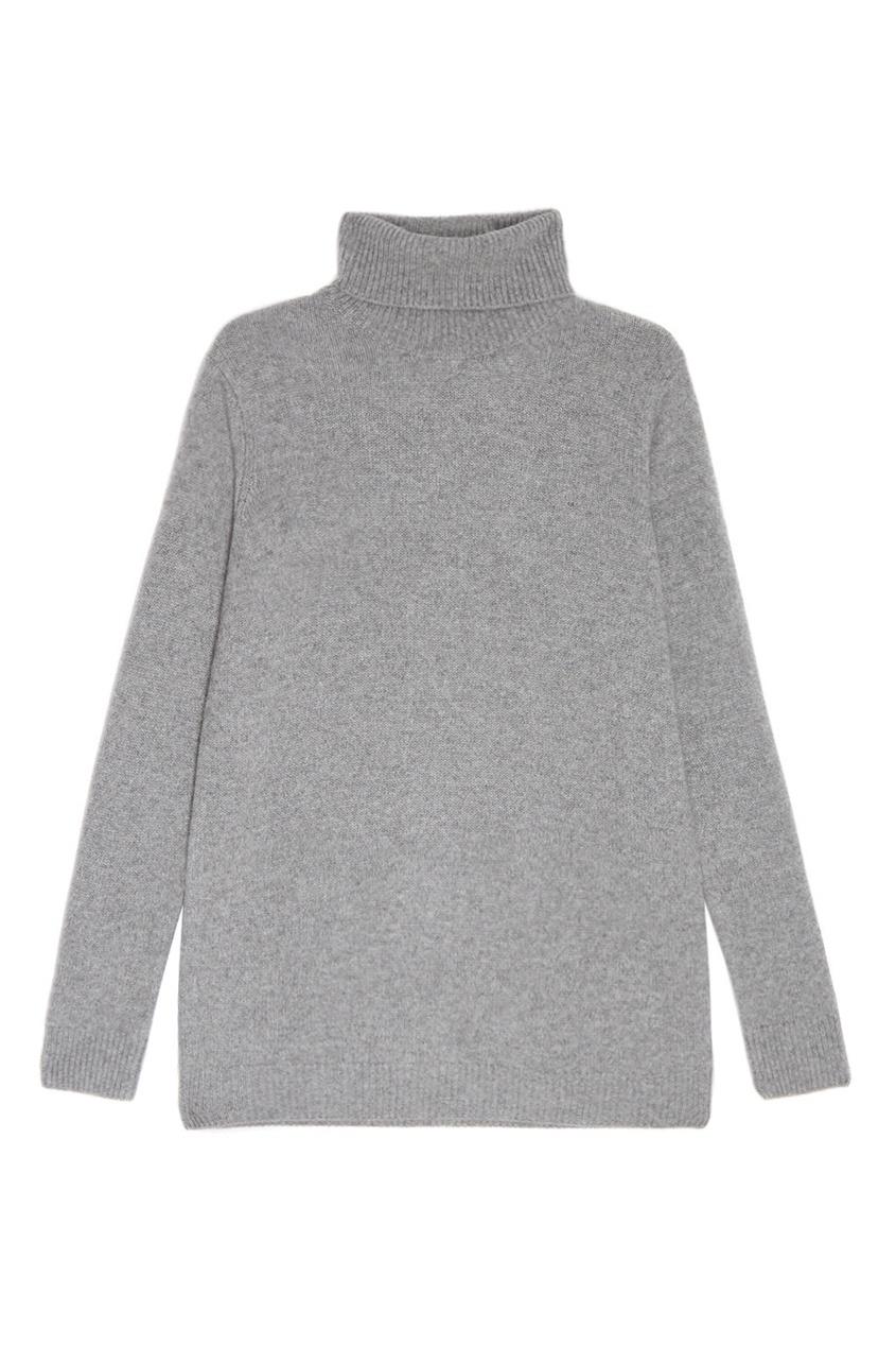 Серый джемпер из кашемира Addicted 173365761 серый фото
