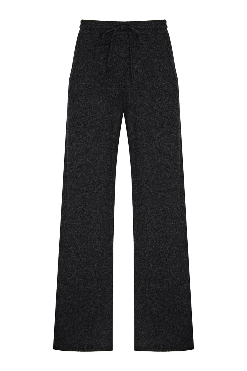 Addicted Серые кашемировые брюки addicted синие кашемировые брюки