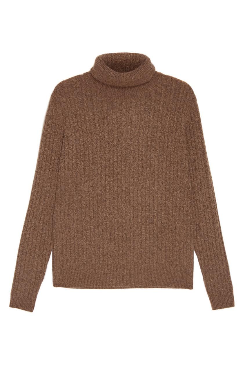 Addicted Кашемировый свитер с косами addicted синие кашемировые брюки