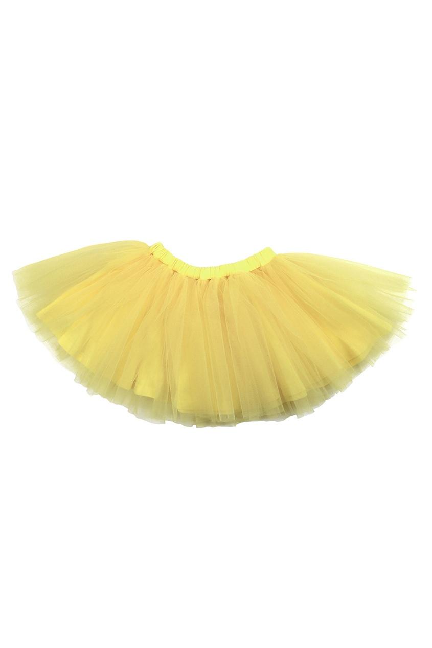 LISA&LEO Желтая юбка-пачка юбки lisa campione юбка