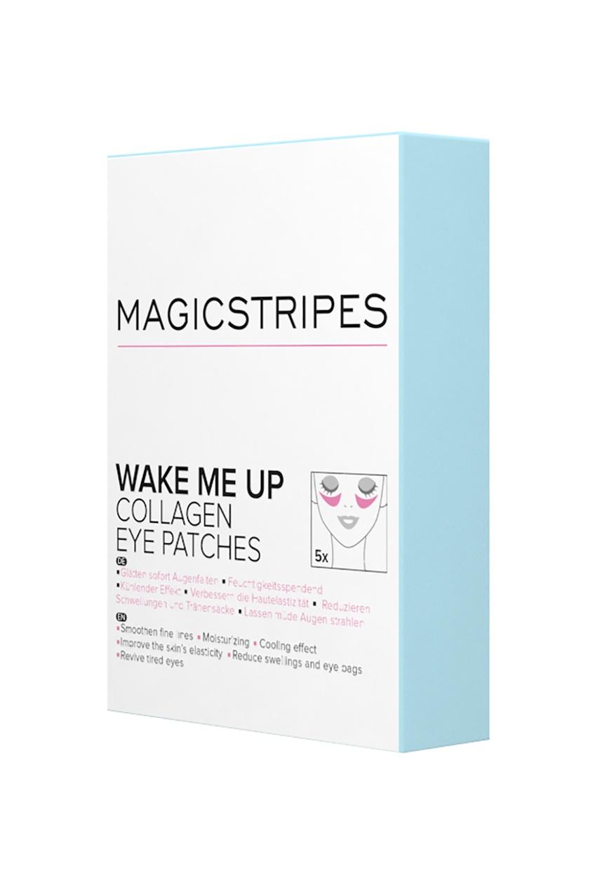 Коллагеновые охлаждающие патчи под глаза Wake Me Up Collagen Eye Patches, 5 пар