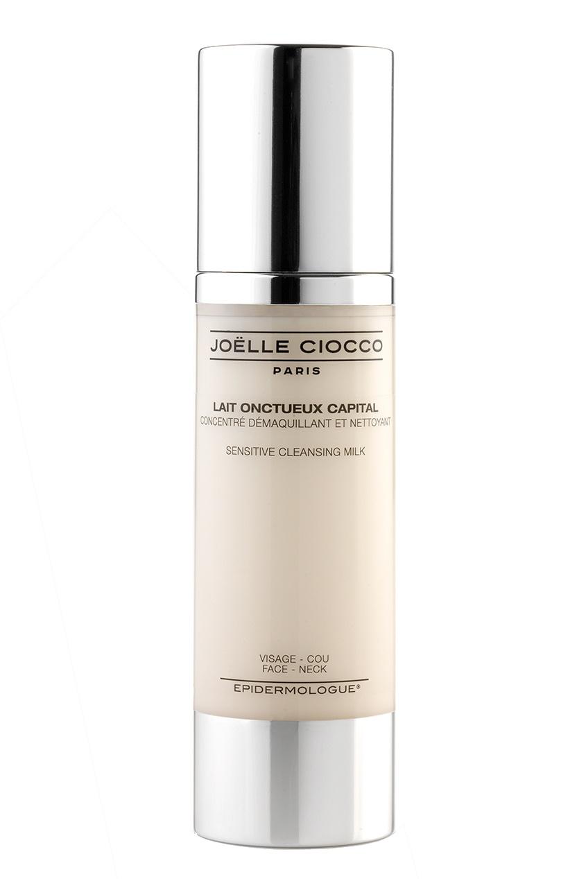 Joëlle Ciocco Очищающее молочко для лица и шеи LAIT ONCTUEUX, 120 ml недорого