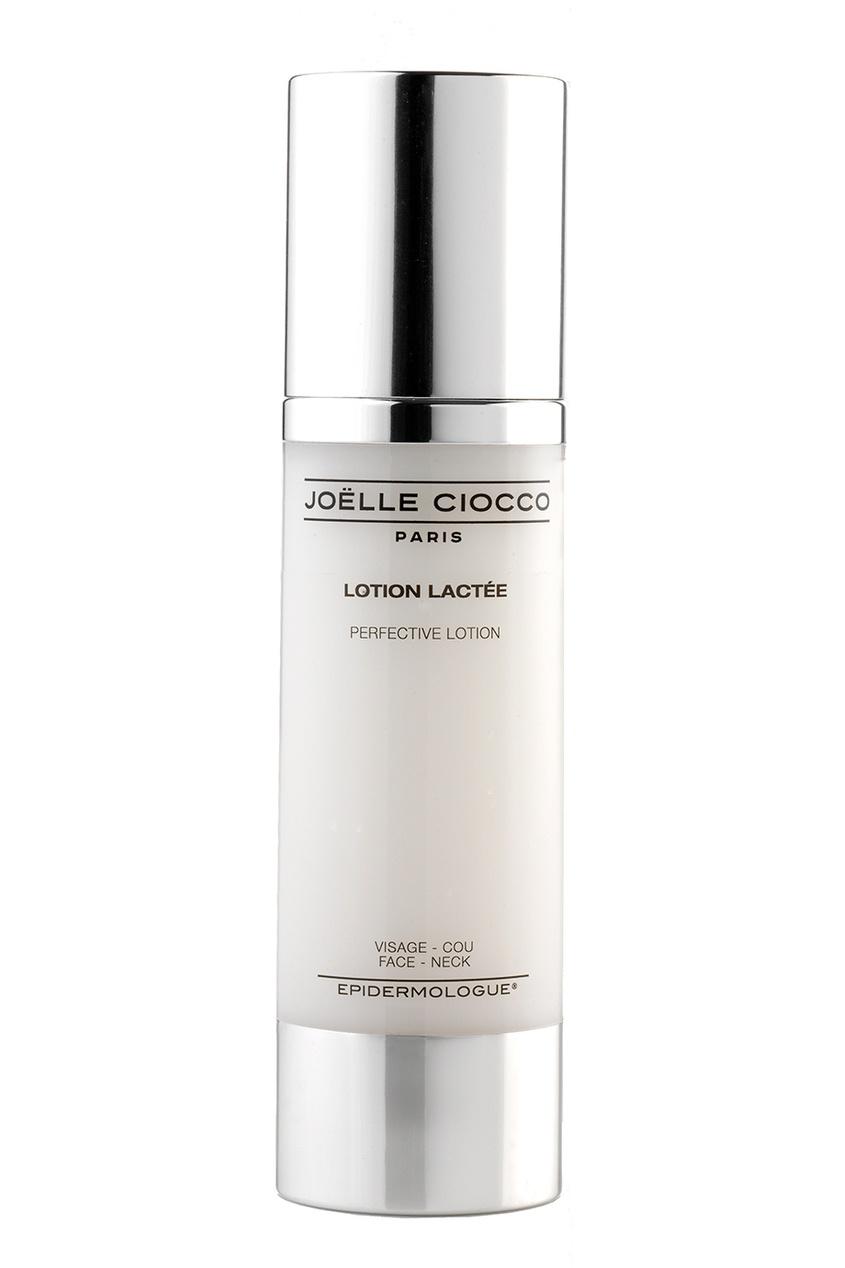 Joëlle Ciocco Увлажняющий молочный лосьон для лица и шеи LOTION LACTEE, 120 ml лосьон deoproce coenzyme q10 firming lotion
