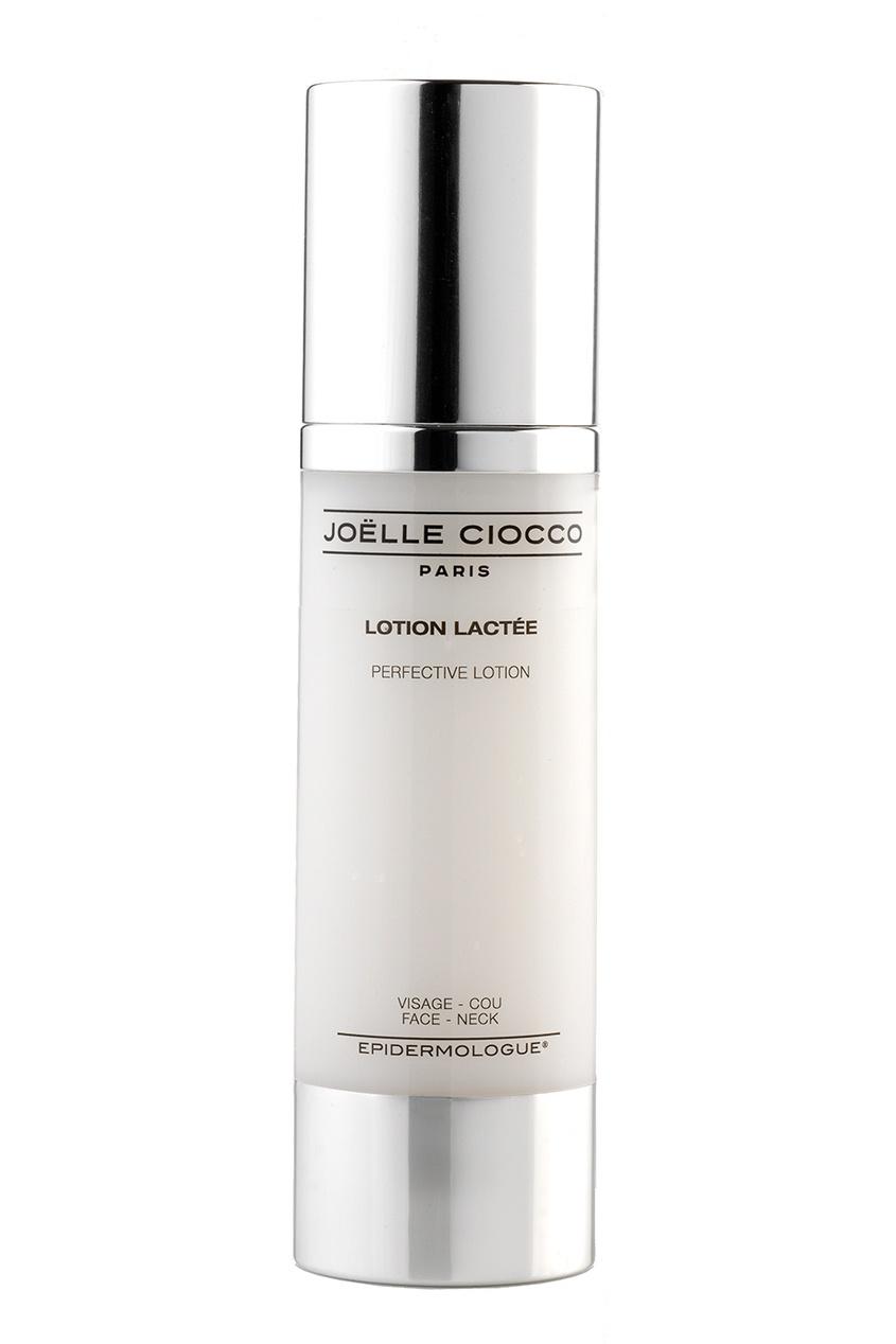 Joëlle Ciocco Увлажняющий молочный лосьон для лица и шеи LOTION LACTEE, 80 ml лосьон deoproce coenzyme q10 firming lotion