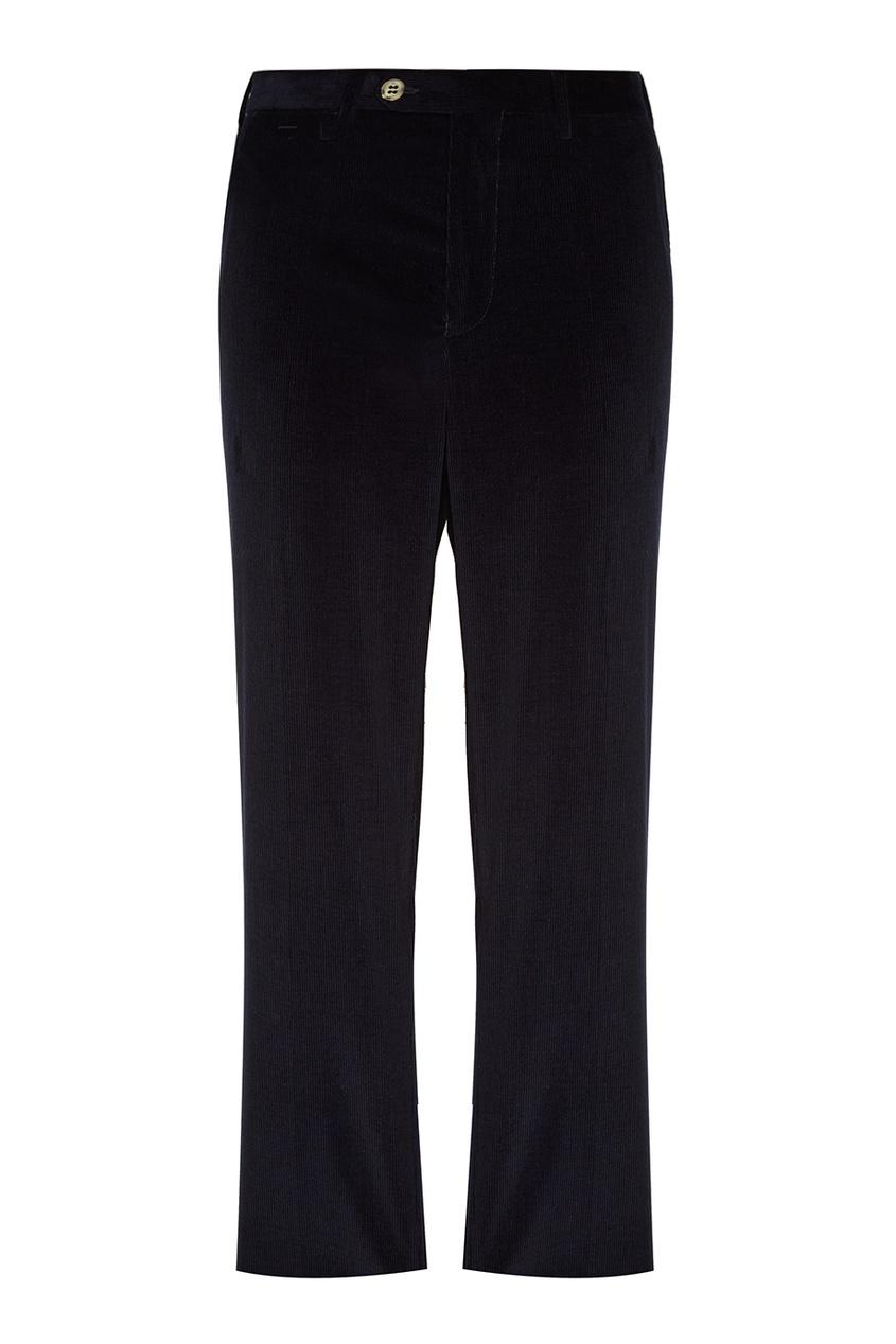 Canali Вельветовые брюки canali комбинированные брюки