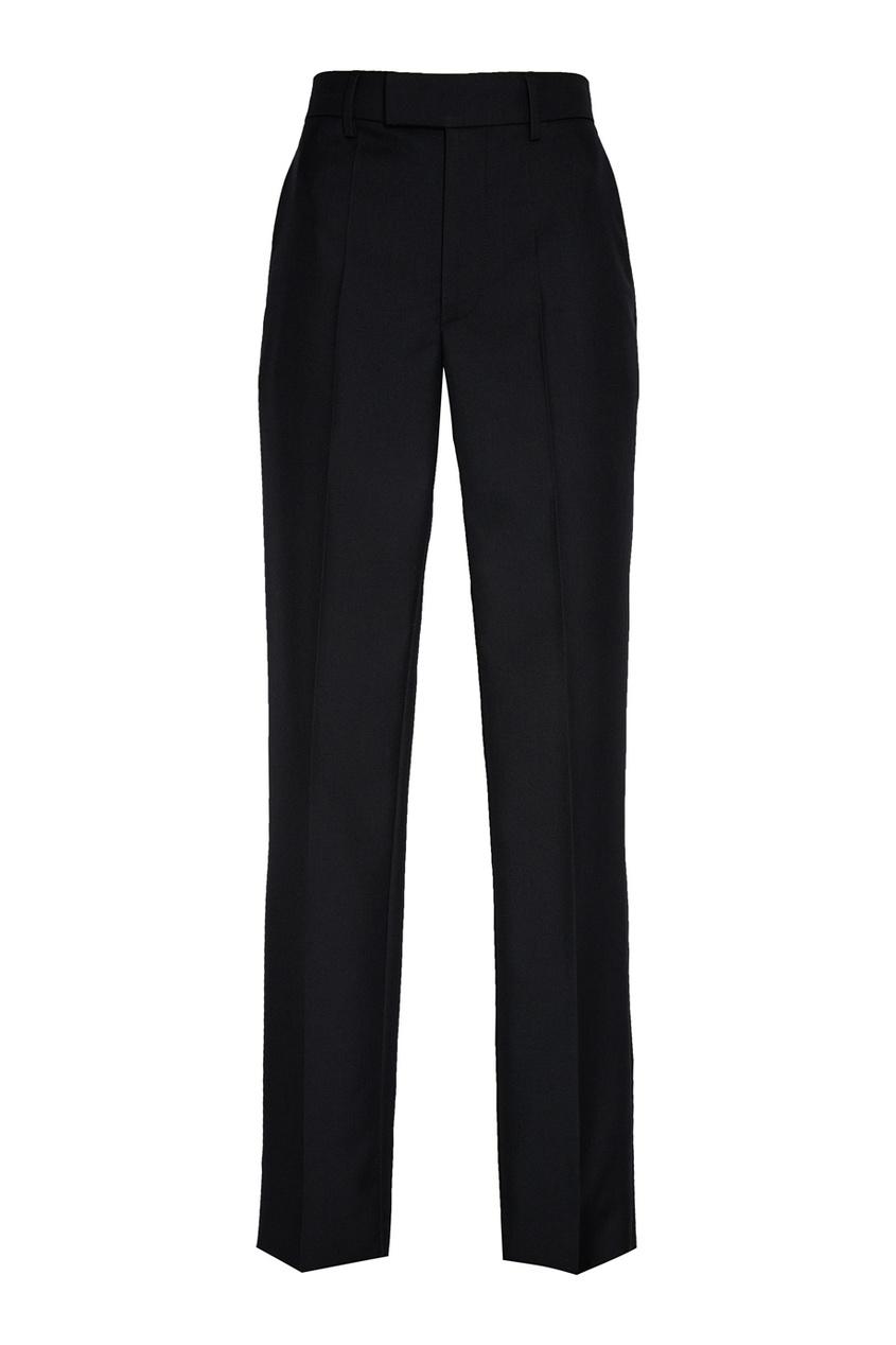 где купить Balenciaga Черные классические брюки по лучшей цене