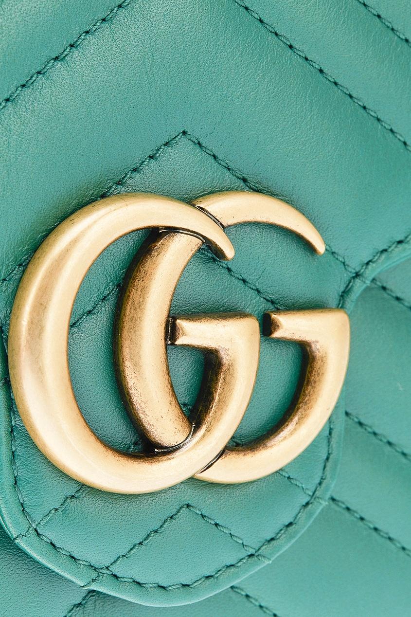 Gucci Кошелек на цепочке GG Marmont