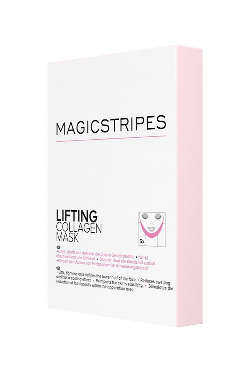 MAGICSTRIPES Коллагеновая лифтинг-маска Lifting Collagen Mask, 5 шт.