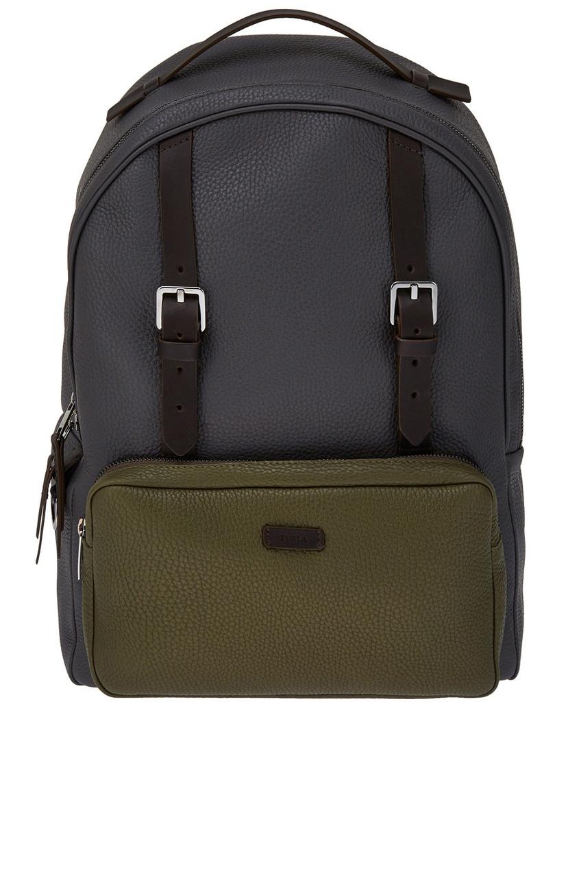 Кожаный рюкзак Man Ulisse