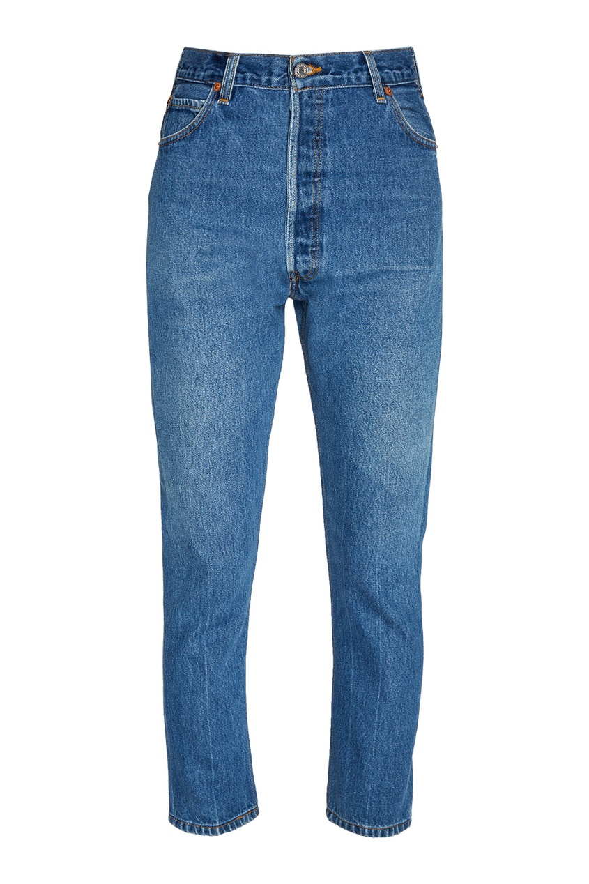 Re/done Голубые джинсы boyfriend клей активатор для ремонта шин done deal dd 0365