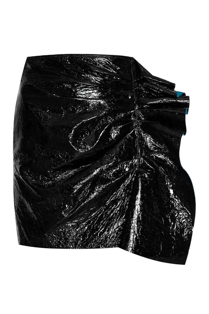 Isabel Marant Кожаная мини-юбка