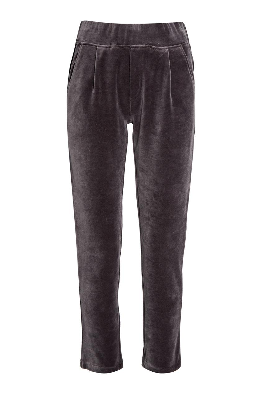 Manouk Серые велюровые брюки мужские велюровые халаты купить в спб