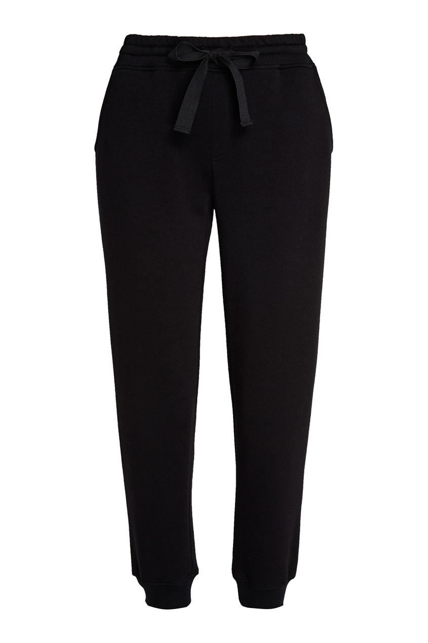 Manouk Черные спортивные брюки