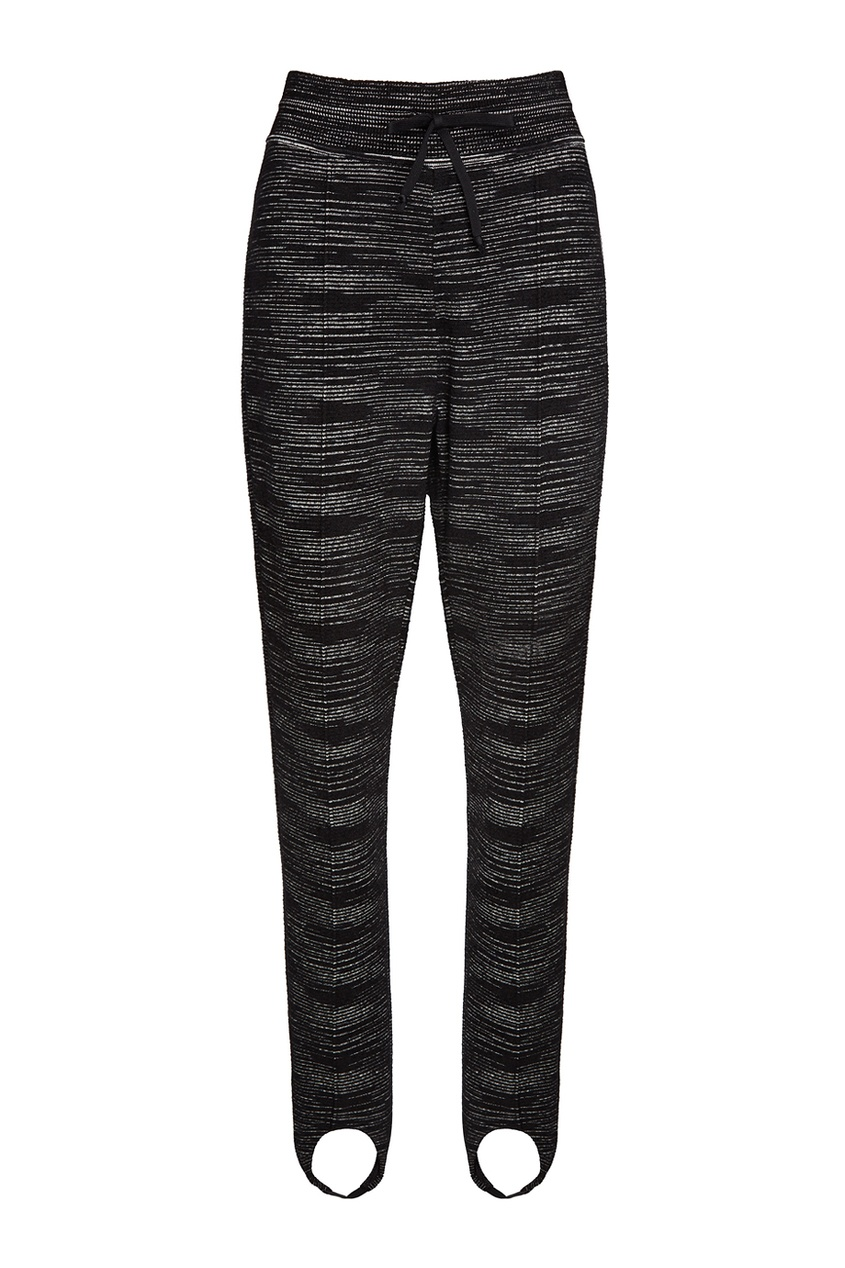 M Missoni Трикотажные брюки со штрипками m missoni трикотажные брюки