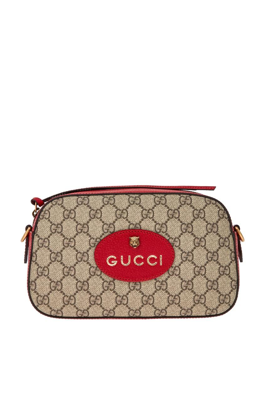Gucci Сумка через плечо GG Supreme