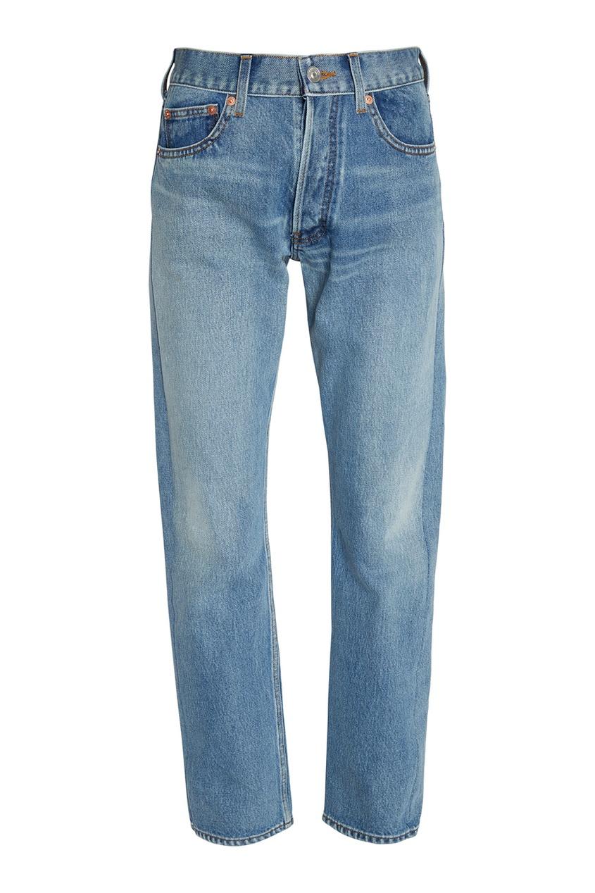 Balenciaga Потертые джинсы