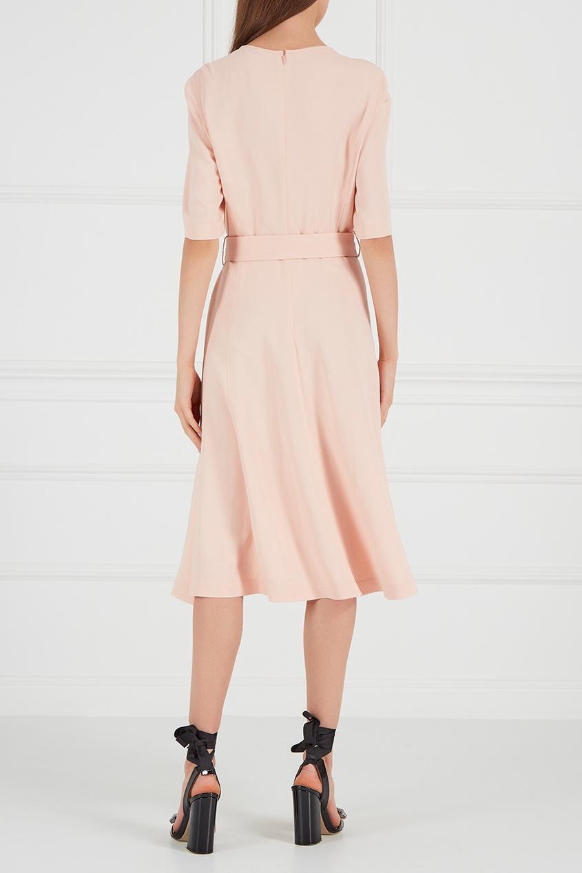 Altuzarra Платье с пуговицами на рукавах altuzarra кожаные сапоги