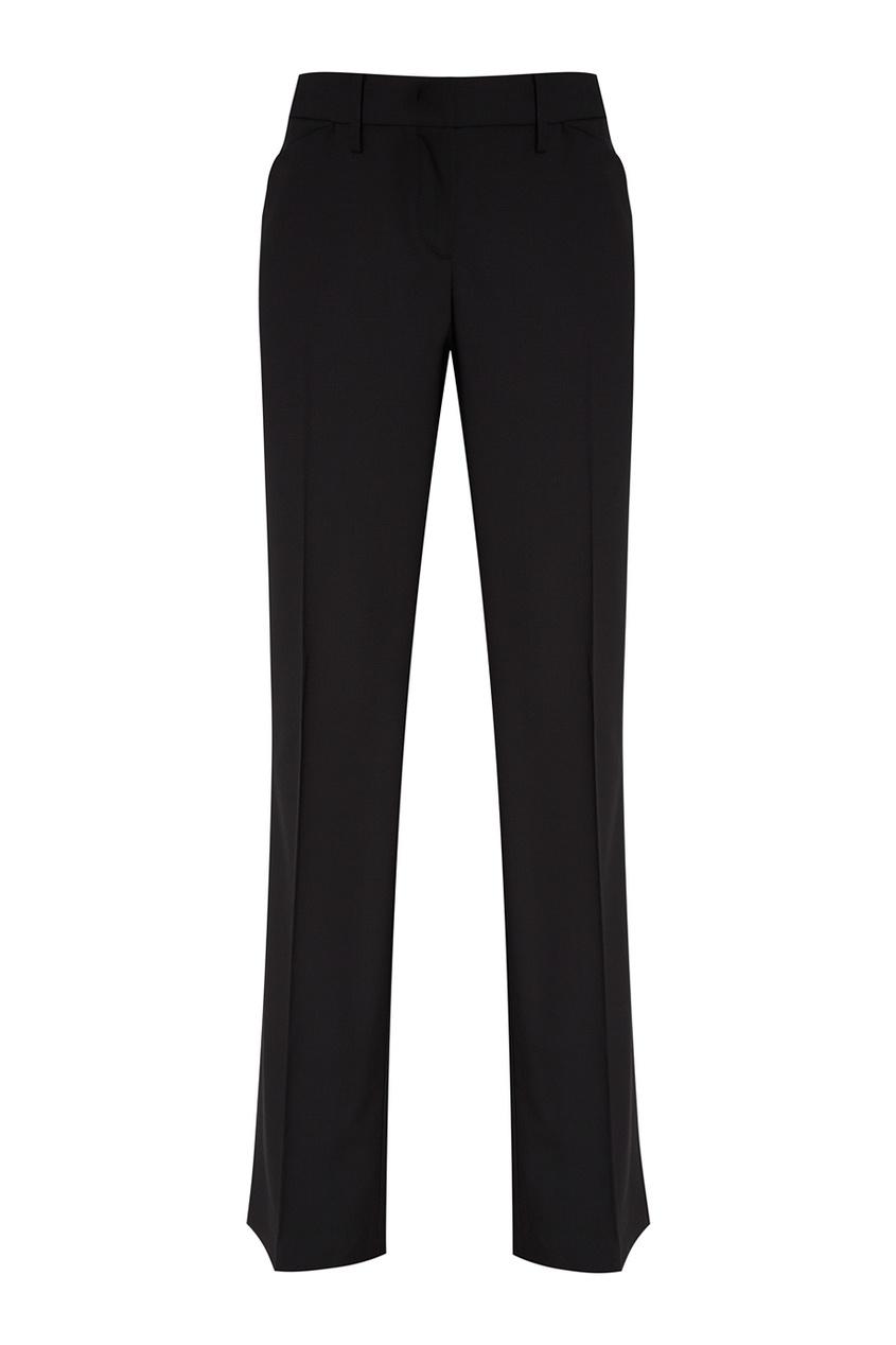 No.21 Черные хлопковые брюки no 21 черные хлопковые носки с перьями