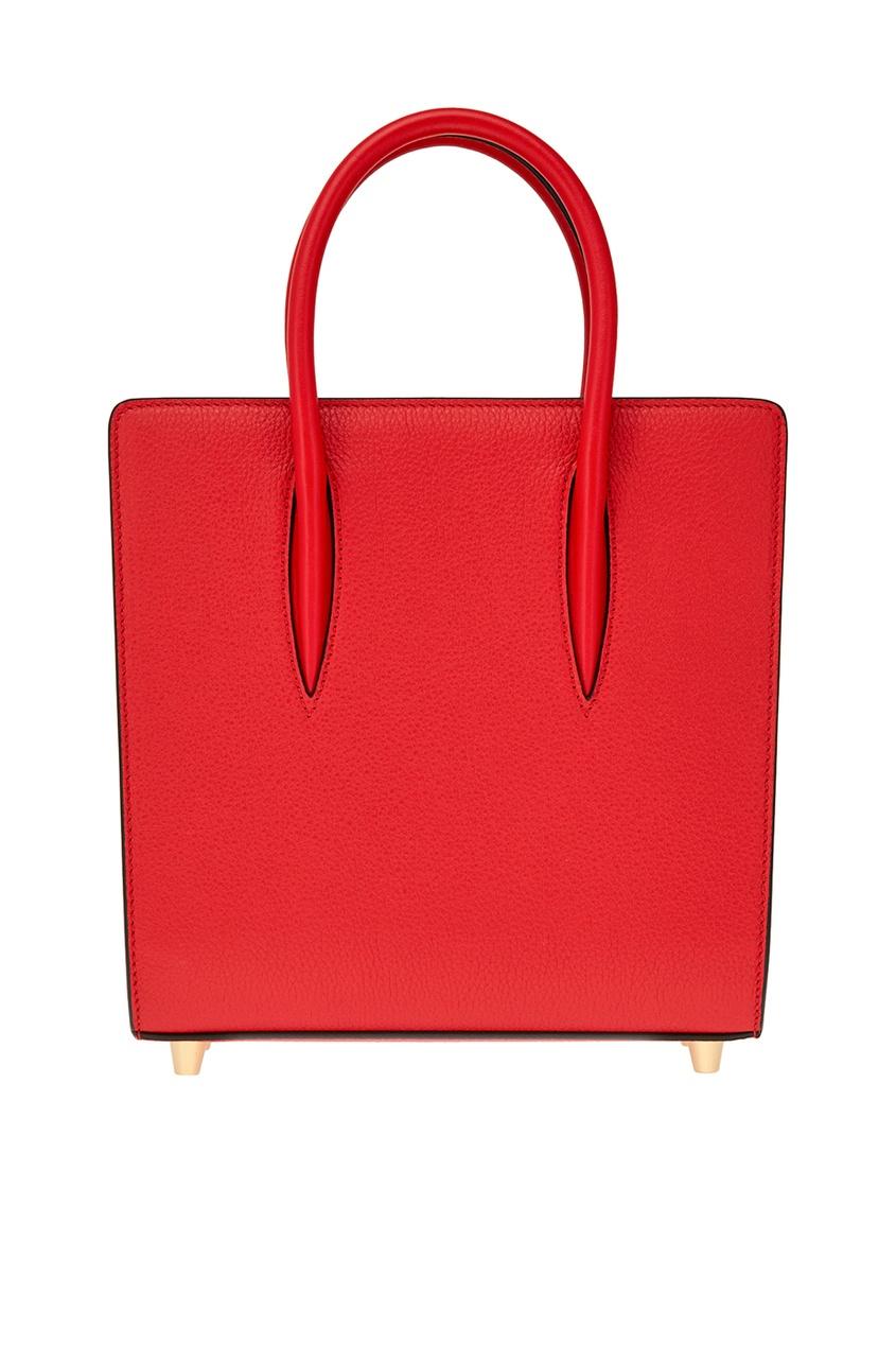 Красная сумка-тоут Paloma Small