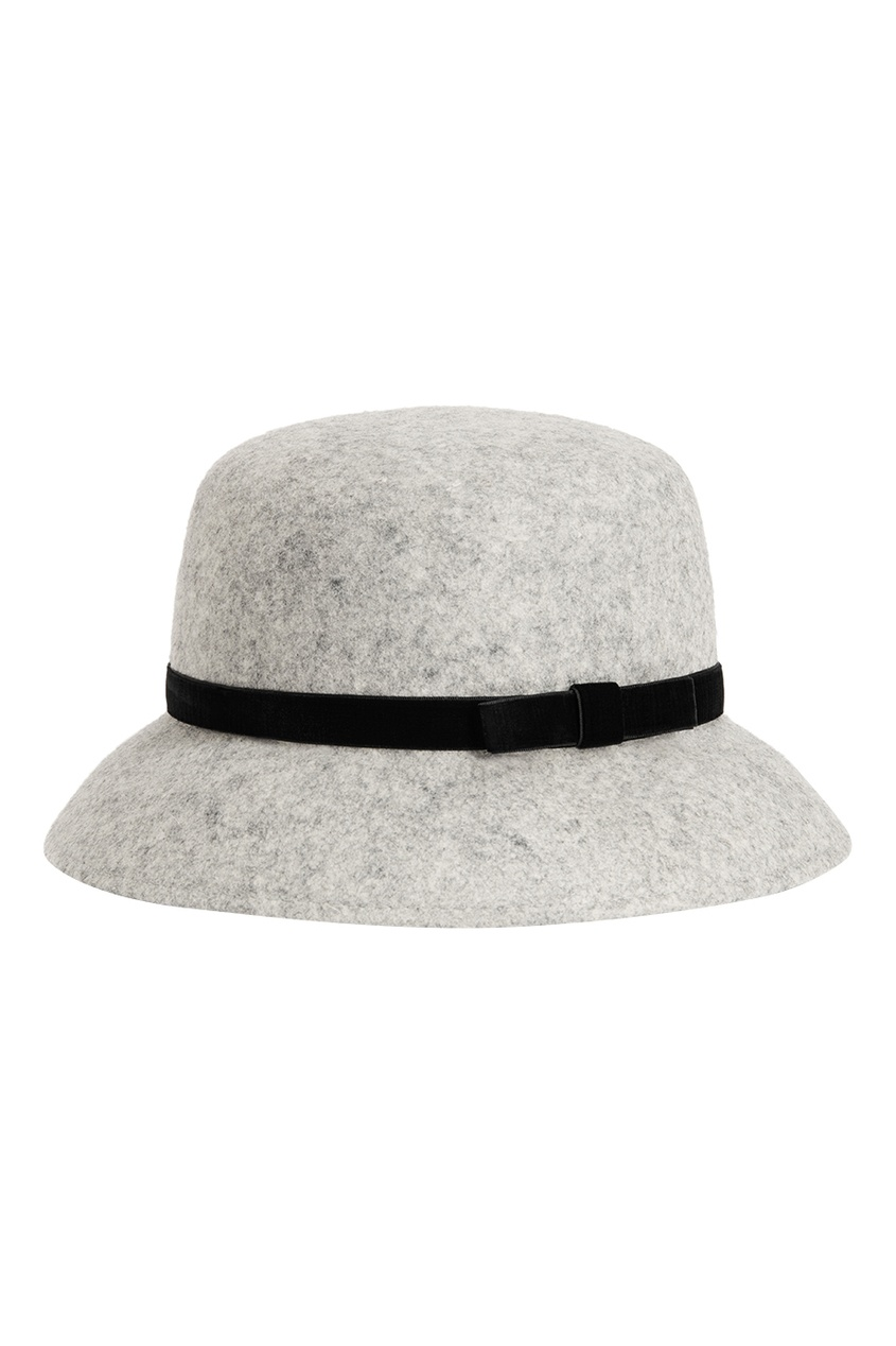 Серая фетровая шляпа Julie от Age of Innocence