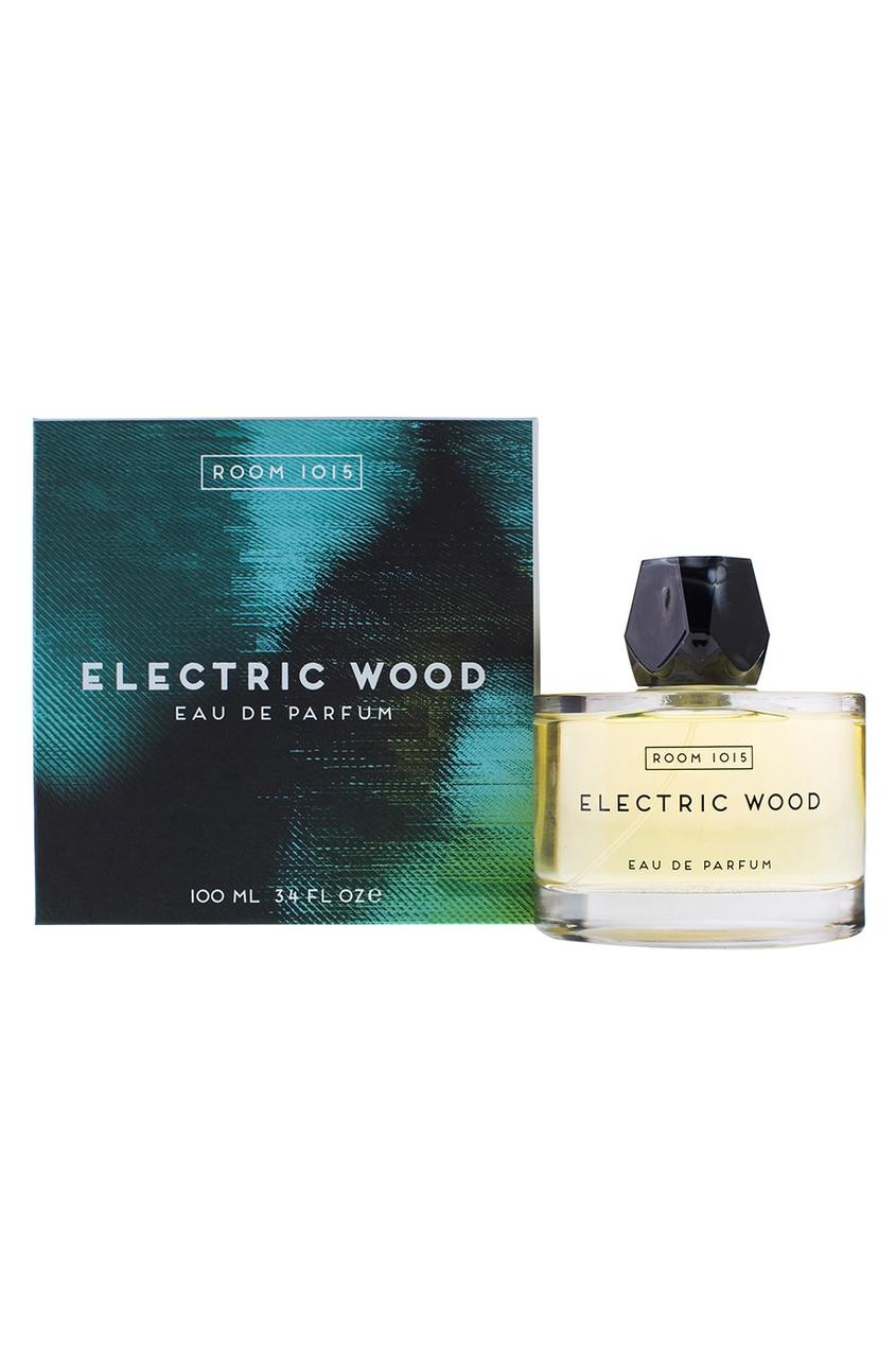 Парфюмерная вода Electric Wood, 100 ml