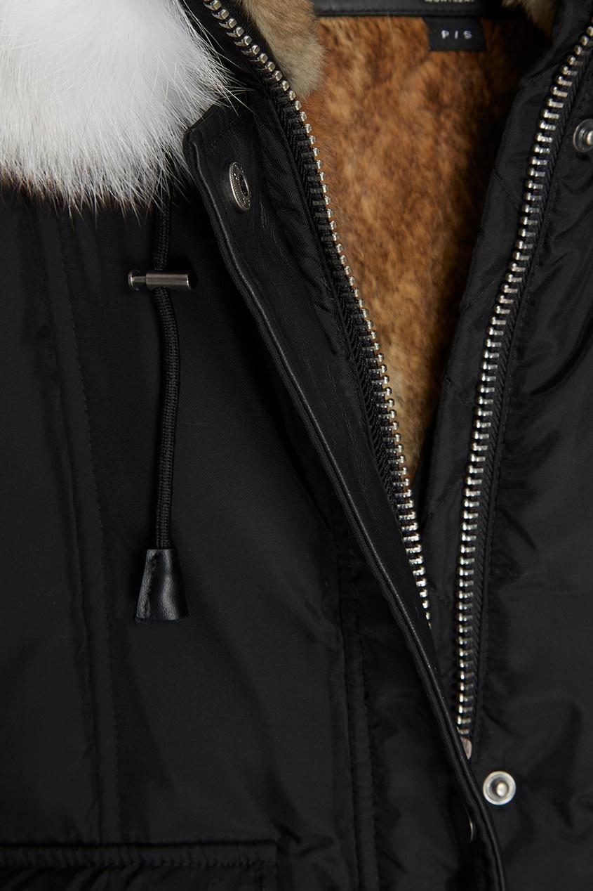 Nicole Benisti Утепленная куртка Fordham