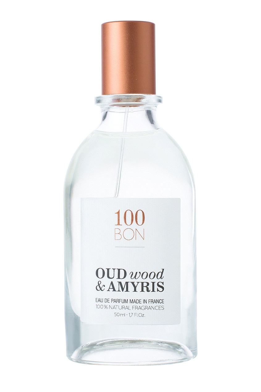 100BON Парфюмерная вода OUD wood & AMYRIS, 50 ml