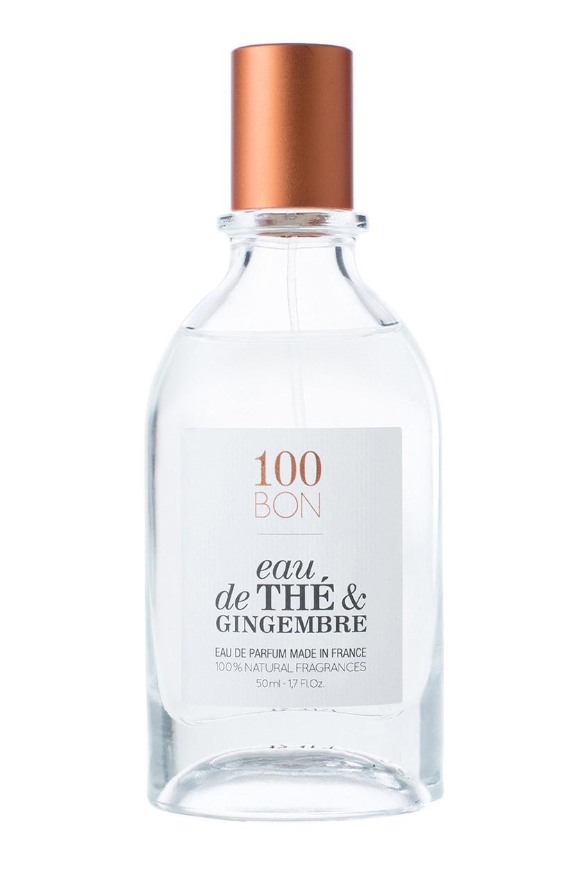 100BON Парфюмерная вода eau de THE & GINGEMBRE, 50 ml
