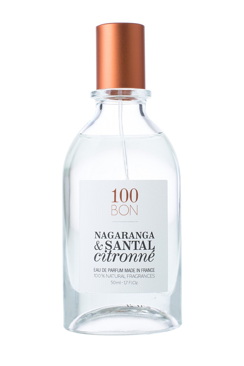 100BON Парфюмерная вода NAGARANGA & SANTAL citronne, 50 ml santal psychiatric patients