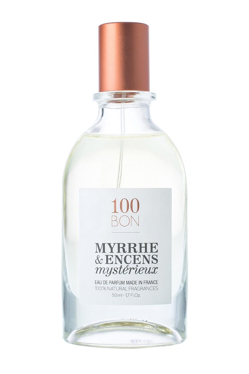 Парфюмерная вода MYRRHE & ENCENS mysterieux, 50 ml