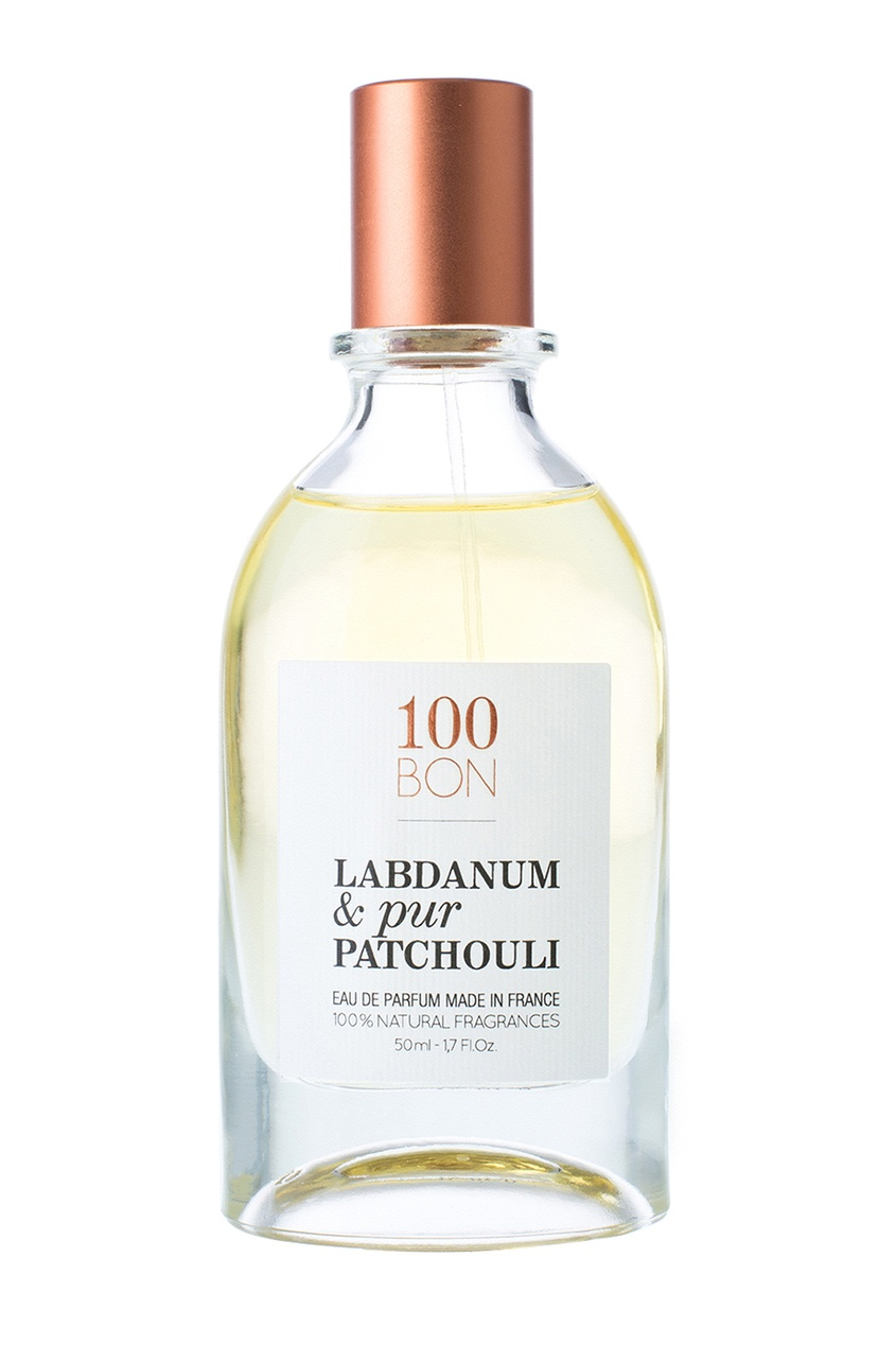 Парфюмерная вода LABDANUM & pur PATCHOULI, 50 ml
