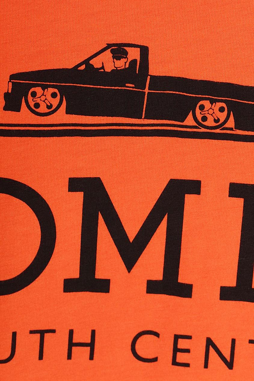 Хлопковая футболка Homies