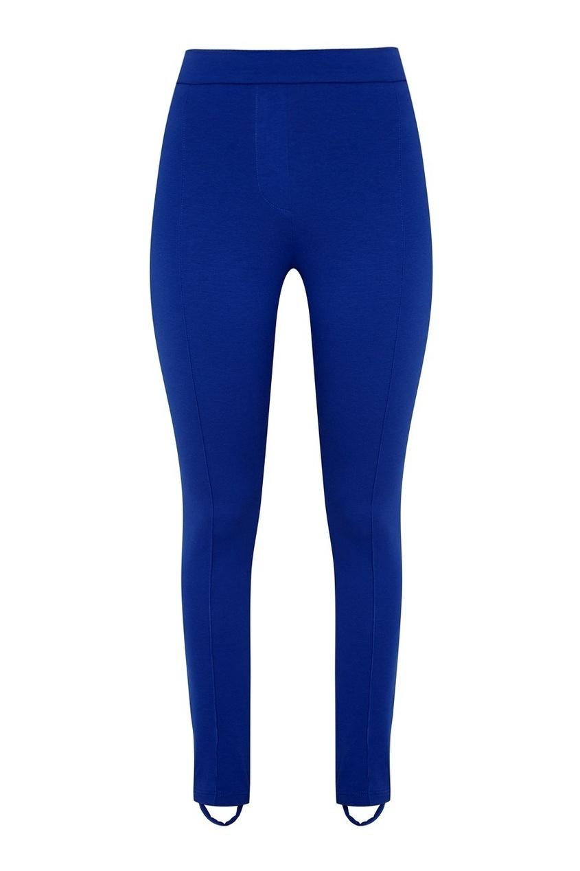 Купить со скидкой Синие спортивные брюки