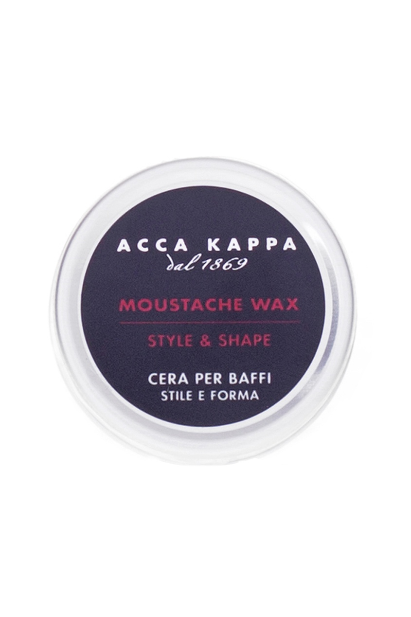 Acca Kappa Воск для усов Moustache Wax, 15 ml растительное мыло acca kappa глициния 150 г