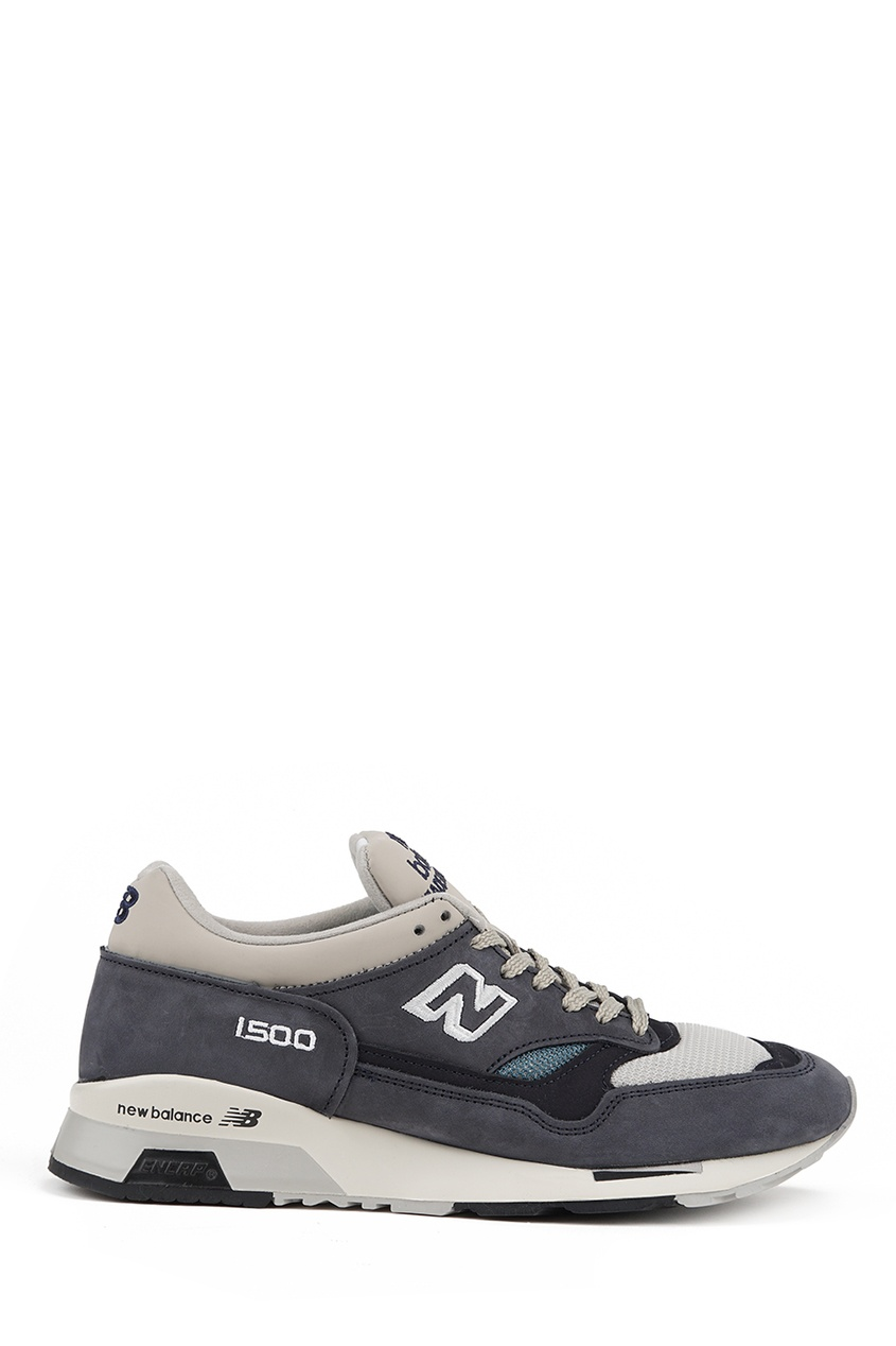 New Balance Серые замшевые кроссовки №1500 кроссовки new balance gw500lgt b