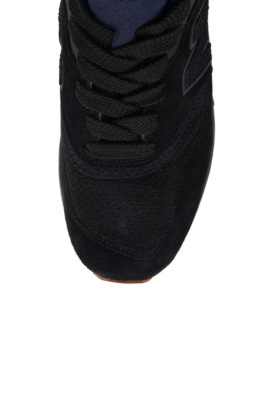 New Balance Черные замшевые кроссовки №997 кроссовки new balance gw500lgt b