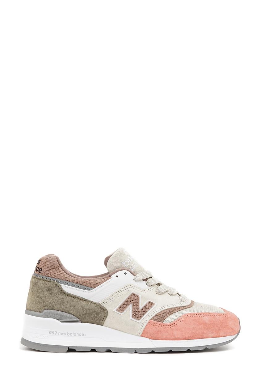 New Balance Комбинированные кроссовки №997 купить new balance u420ukg в сургуте