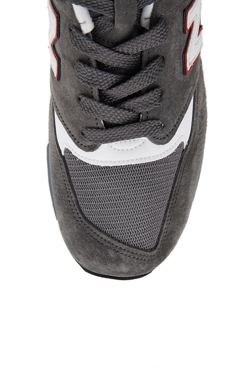 New Balance Серые замшевые кроссовки №998 кроссовки new balance gw500lgt b
