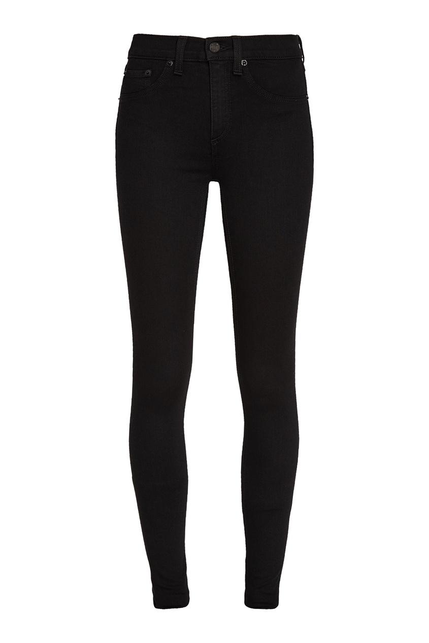 Rag&Bone Черные джинсы-скинни джинсы 40 недель джинсы
