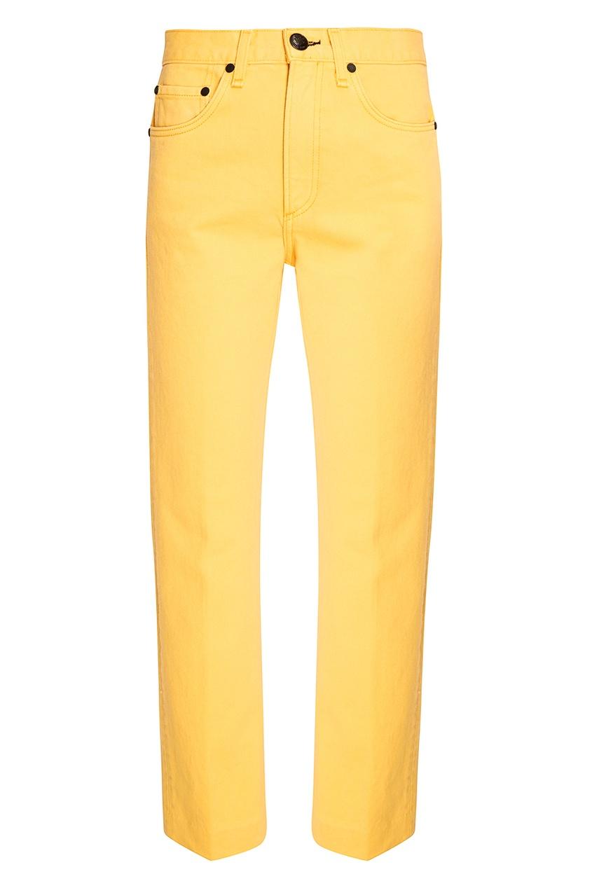 Rag&Bone Желтые джинсы джинсы 40 недель джинсы