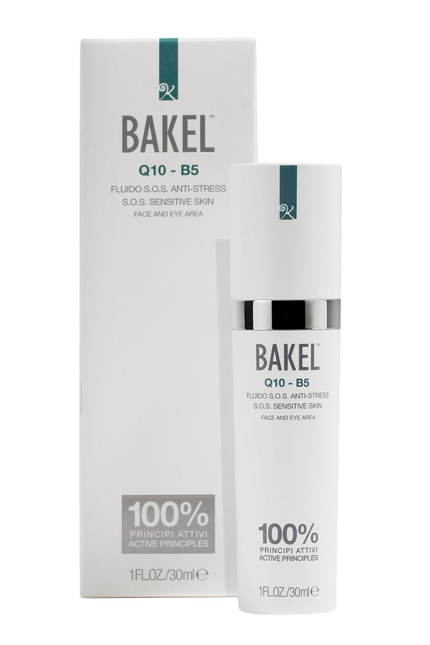 Bakel Сыворотка антистресс для лица и контура глаз для чувствительной кожи, 50 ml bakel сыворотка vitea для лица и контура глаз масляная питательная 30 мл